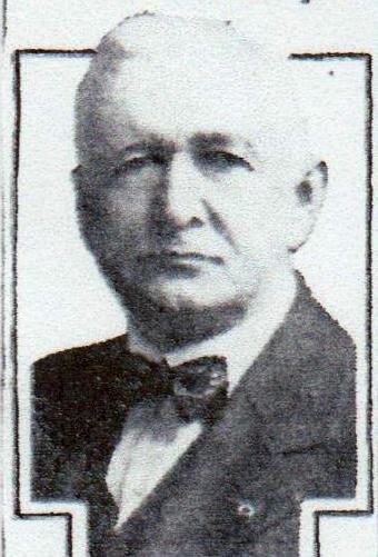 Bill Watkins, later in life (COURTESY OF BILL LAMB)