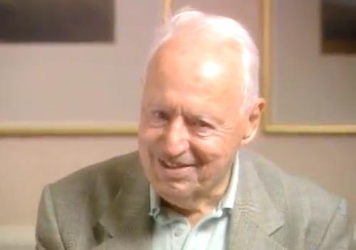 Marvin Miller in 2004