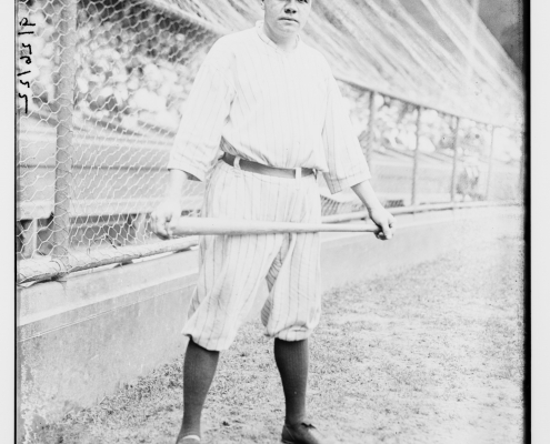 The official records of 16 of Ruth's 22 major-league seasons contain incorrect RBI totals, according to SABR member Herm Krabbenhoft.