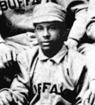 In 1892, he played for the Gorhams and then the Cuban Giants on his way to a Hall of Fame career.