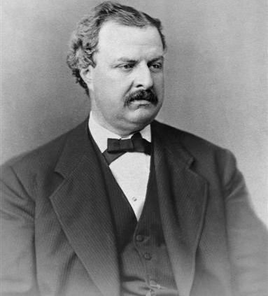 William Hulbert (NATIONAL BASEBALL HALL OF FAME LIBRARY)