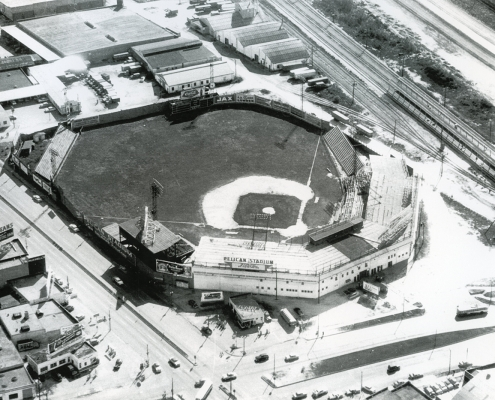 Pelican Stadium, New Orleans (COURTESY OF DERBY GISCLAIR)