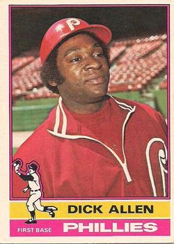 Dick Allen, 1976 (THE TOPPS COMPANY)