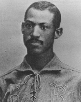 Moses Fleetwood Walker (NATIONAL BASEBALL HALL OF FAME LIBRARY)