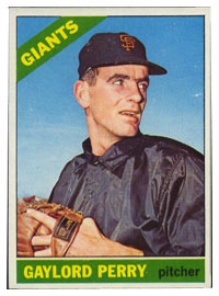 Gaylord Perry (THE TOPPS COMPANY)