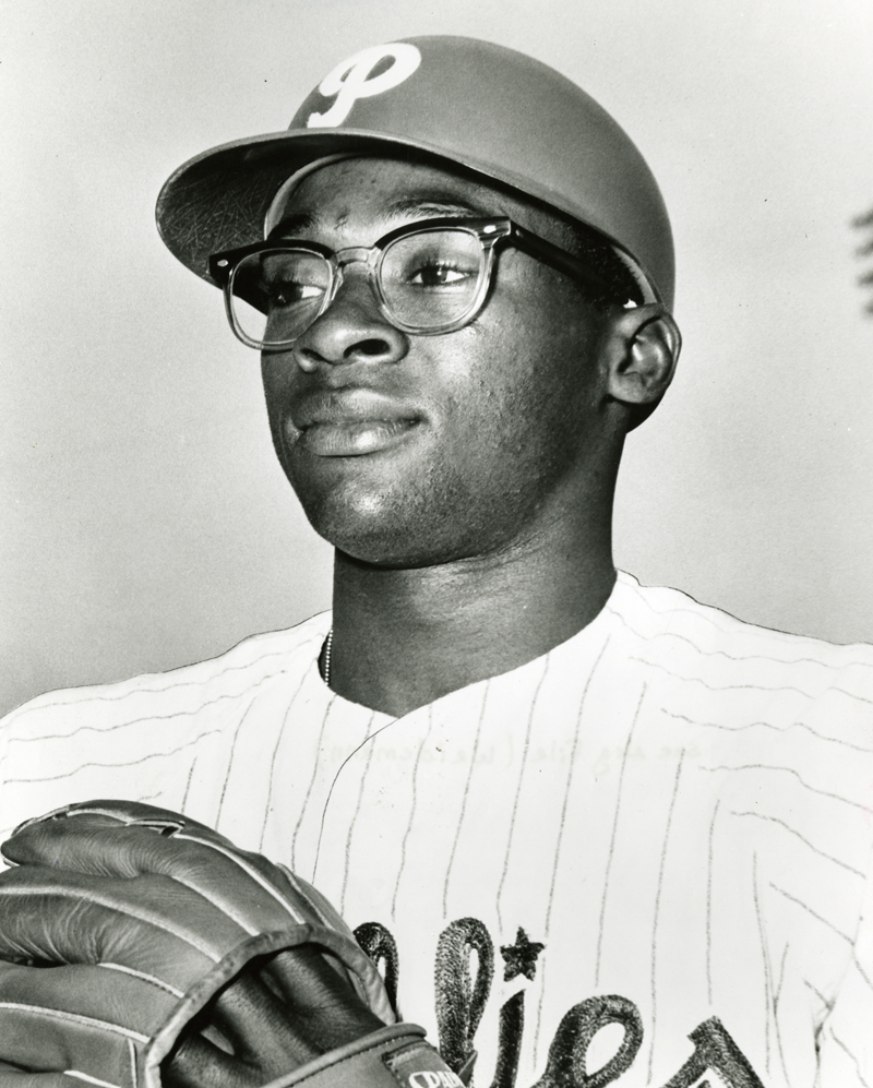 Dick Allen (NATIONAL BASEBALL HALL OF FAME LIBRARY)