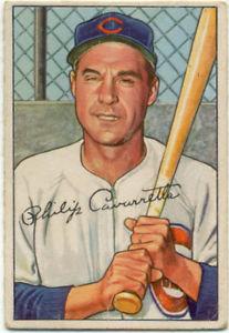 Phil Cavarretta (TRADING CARD DB)
