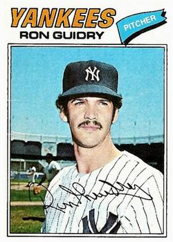 Ron Guidry (THE TOPPS COMPANY)