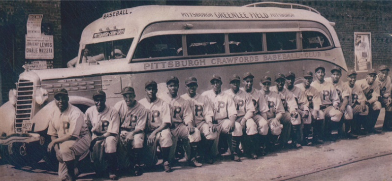 1936 Pittsburgh Crawfords