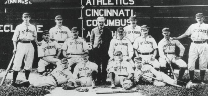 1883 St. Louis Browns