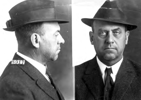 Former Nebraska State League president umpired the September 13, 1915, contest between his fellow inmates at Leavenworth Prison and the Kansas City Packers when Federal League umpires missed their train.