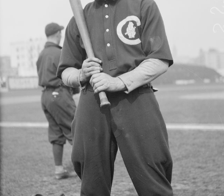 Chicago Cubs infielder was thought for many years to have won the 1912 NL Triple Crown.
