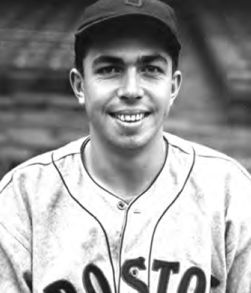 In 1934, he played 23 games for the Boston Red Sox at age 21.