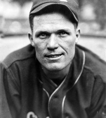 Chicago White Sox outfielder, circa 1926.
