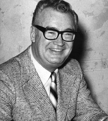 His baseball broadcasting career spanned three metropolises and four major league teams.