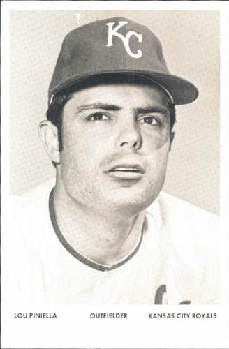 Lou Piniella (TRADING CARD DB)