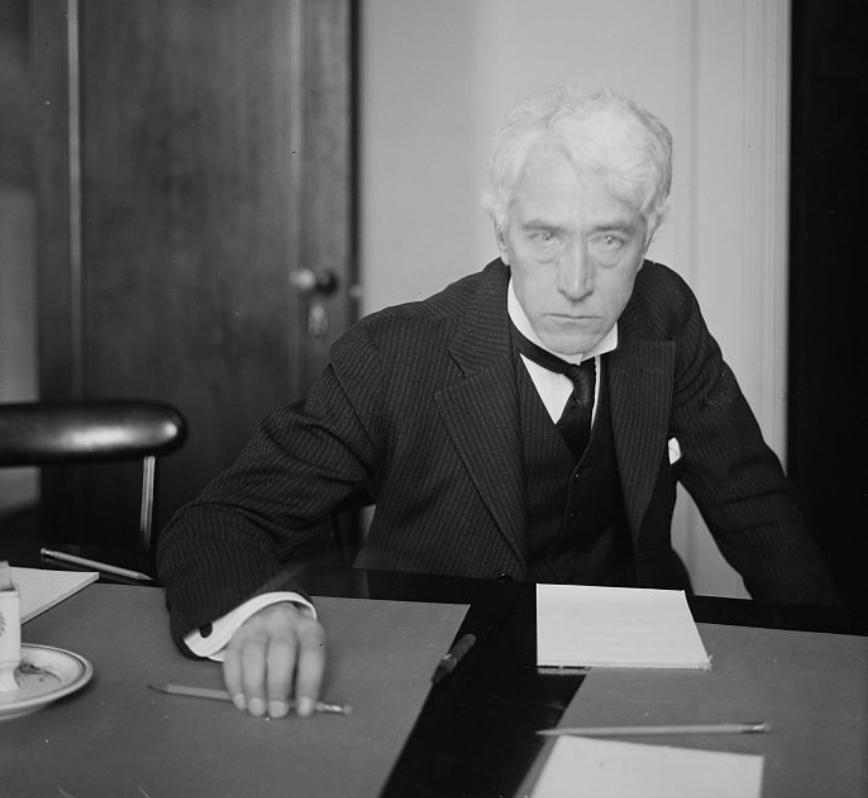 Judge Kenesaw Mountain Landis, circa 1915