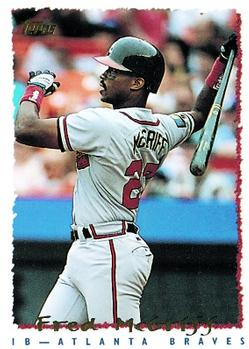 Fred McGriff (THE TOPPS COMPANY)