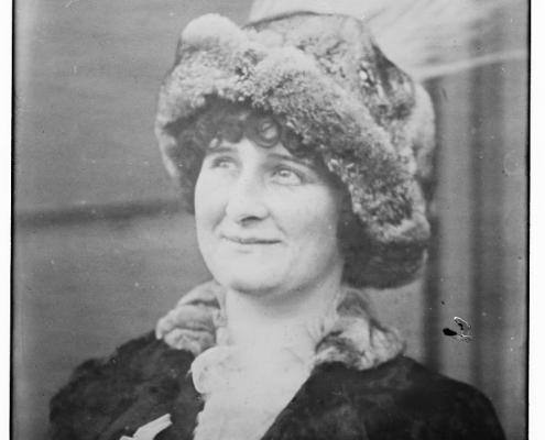 Helene Britton, circa 1915 (LIBRARY OF CONGRESS)