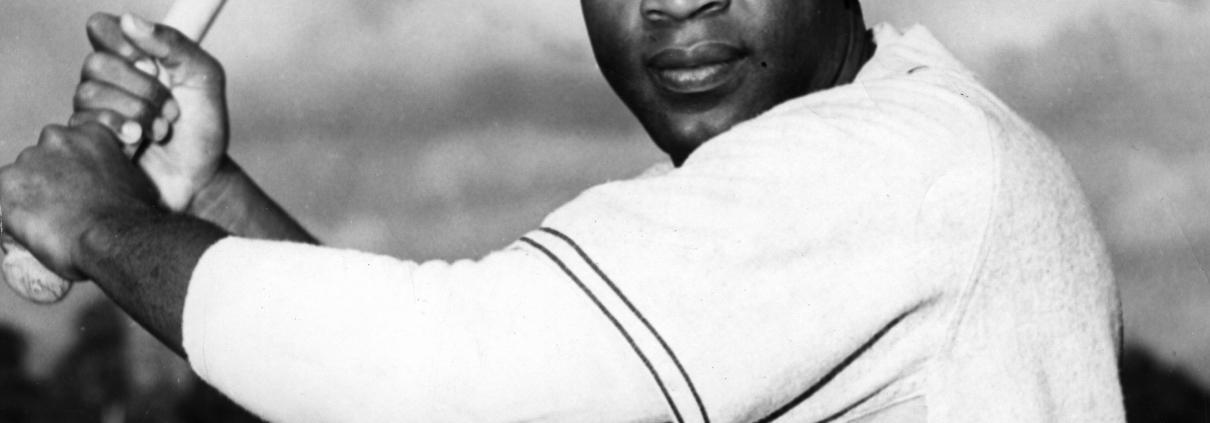 Jackie Robinson (NATIONAL BASEBALL HALL OF FAME LIBRARY)
