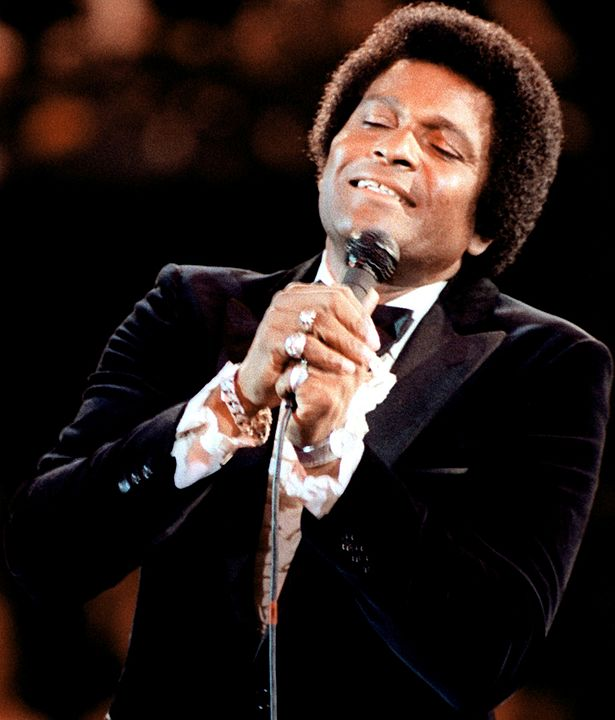 Country musician Charley Pride performs at the Capital Centre on Inauguration Day on January 20, 1981. (US DEPARTMENT OF DEFENSE)