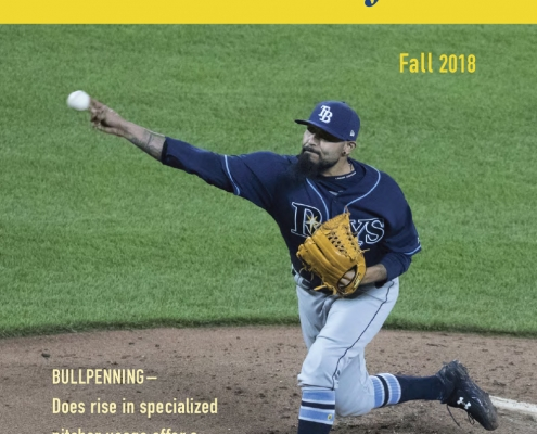 Baseball Research Journal, Fall 2018