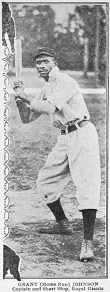 "Grant ""Home Run"" Johnson (PUBLIC DOMAIN)"