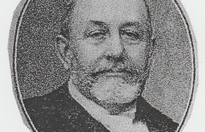 Gus Abell (COURTESY OF BILL LAMB)
