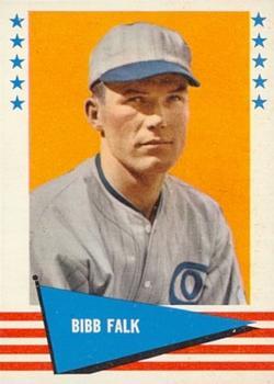 Bibb Falk (TRADING CARD DB)