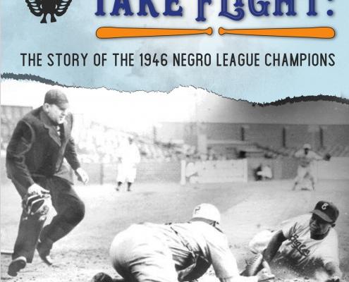 1946 Newark Eagles book cover