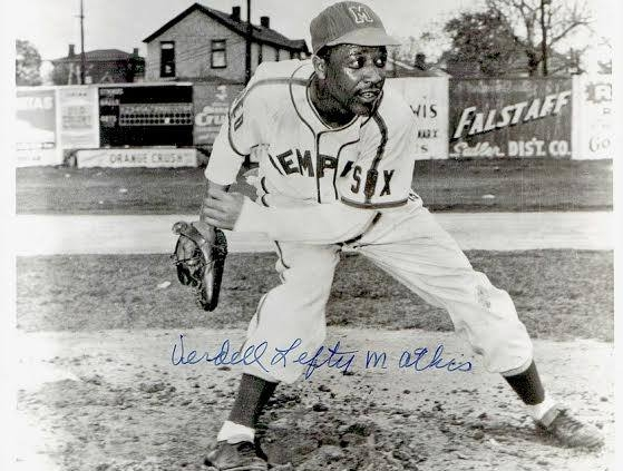 Verdell Mathis (COURTESY OF THE AUTHOR)