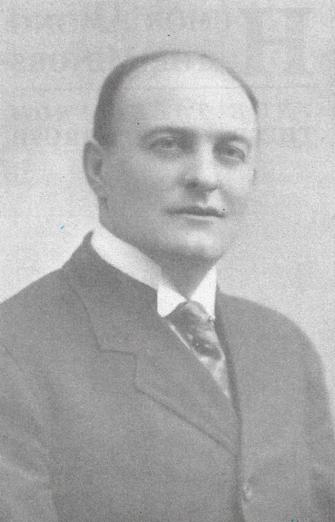 Ed Ashenbach (COURTESY OF STEPHEN V. RICE)