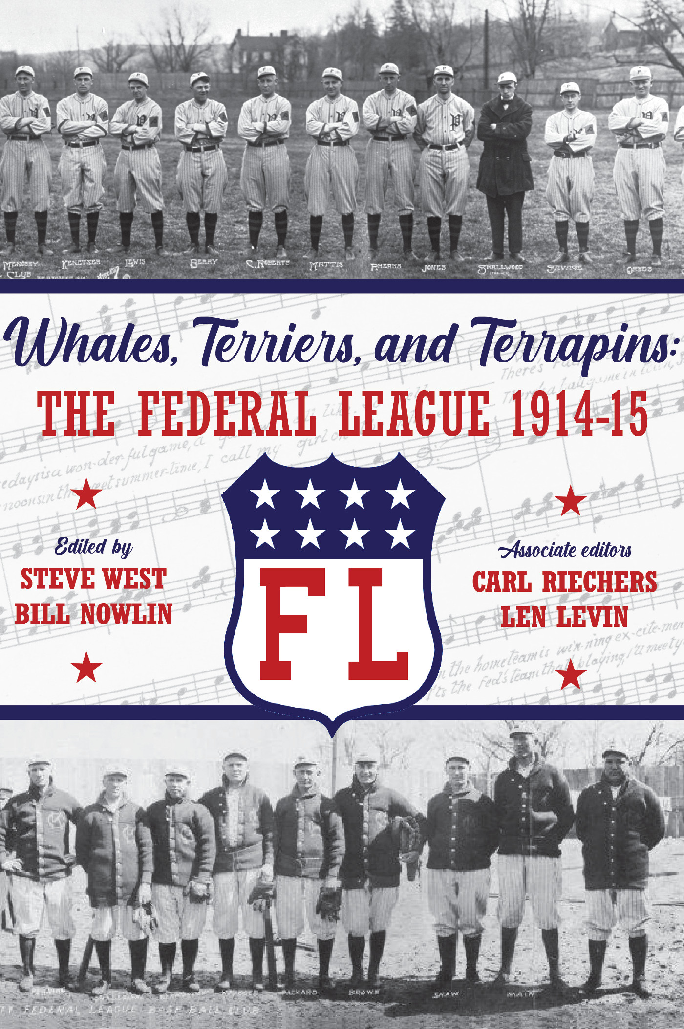 Whales, Terriers, and Terrapins: The Federal League 1914-15