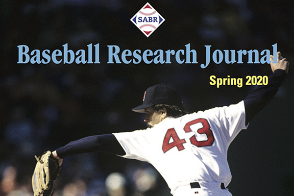 Spring 2020 Baseball Research Journal