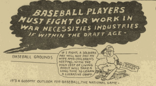 Boston Post, July 22, 1918:13.
