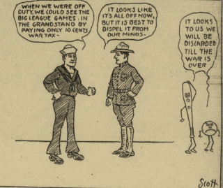 — Boston Post, July 22, 1918:13.