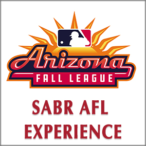 SABR Arizona Fall League Experience