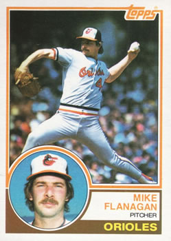 Mike Flanagan (THE TOPPS COMPANY)