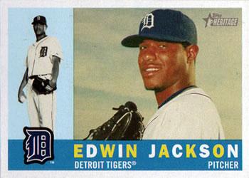 Edwin Jackson (THE TOPPS COMPANY)