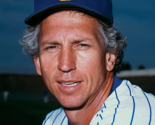 Don Sutton with the Milwaukee Brewers