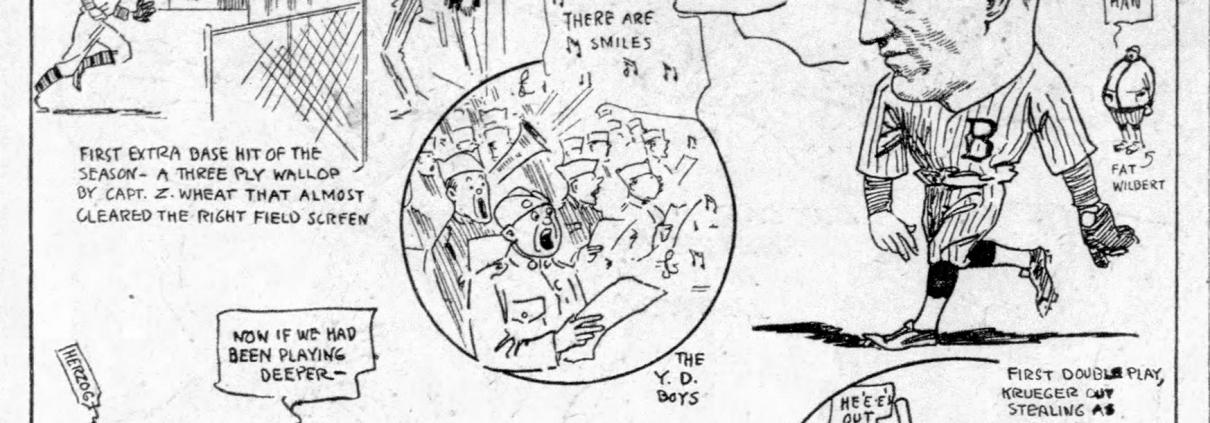 Boston Globe, April 20, 1919