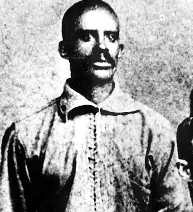 """John """"Bud"""" Fowler (NATIONAL BASEBALL HALL OF FAME LIBRARY)"""