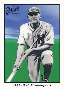 Joe Hauser (TRADING CARD DB)