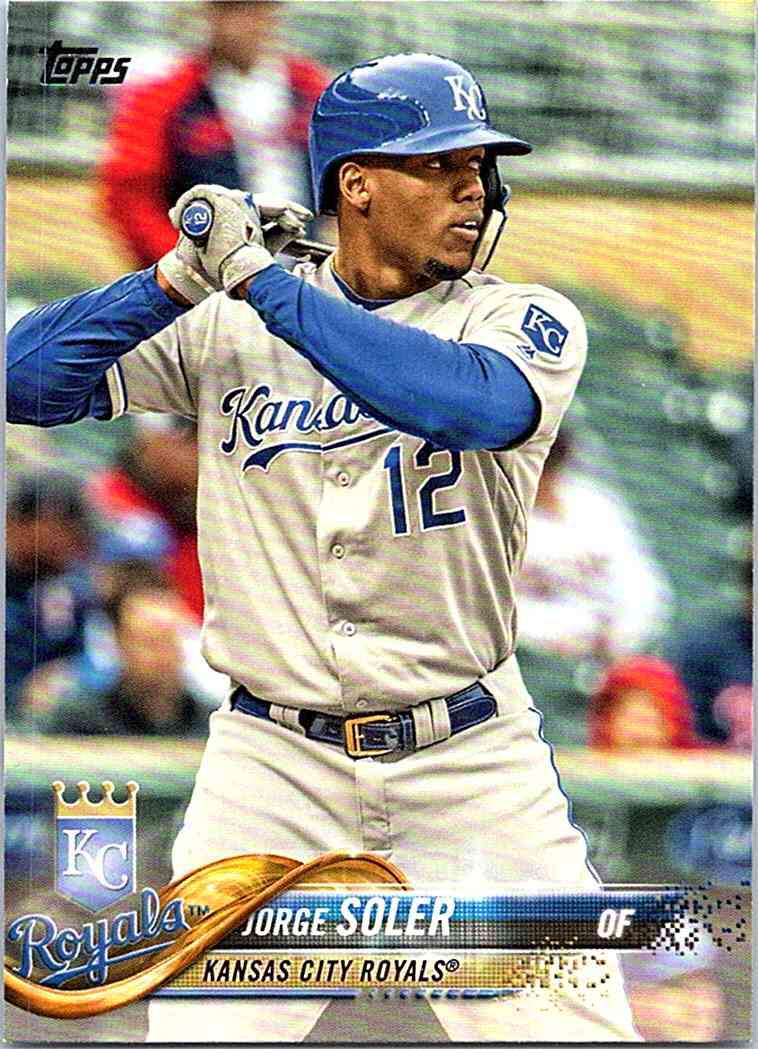 Jorge Soler (THE TOPPS COMPANY)
