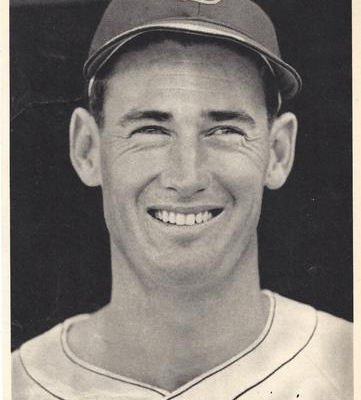 Ted Williams (TRADING CARD DB)