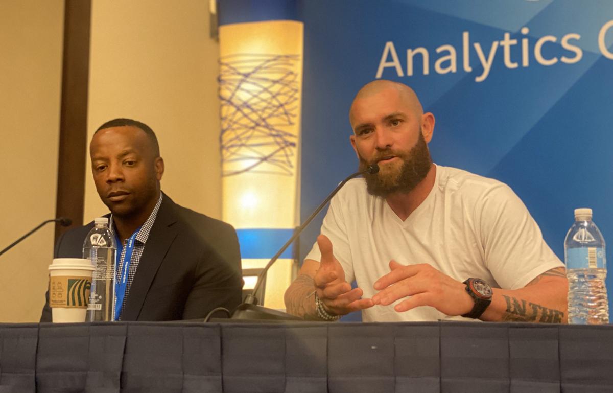 2020 SABR Analytics Intangibles panel: Rickie Weeks Jr. and Jonny Gomes