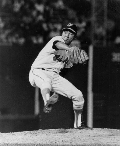 Mike Cuellar (NATIONAL BASEBALL HALL OF FAME LIBRARY)