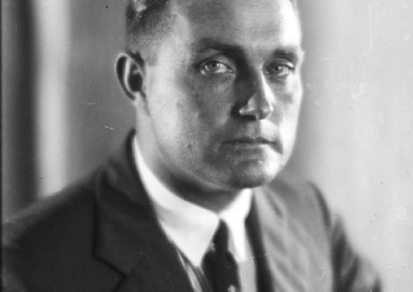 Billy Evans (Walter P. Reuther collection, Wayne State University)
