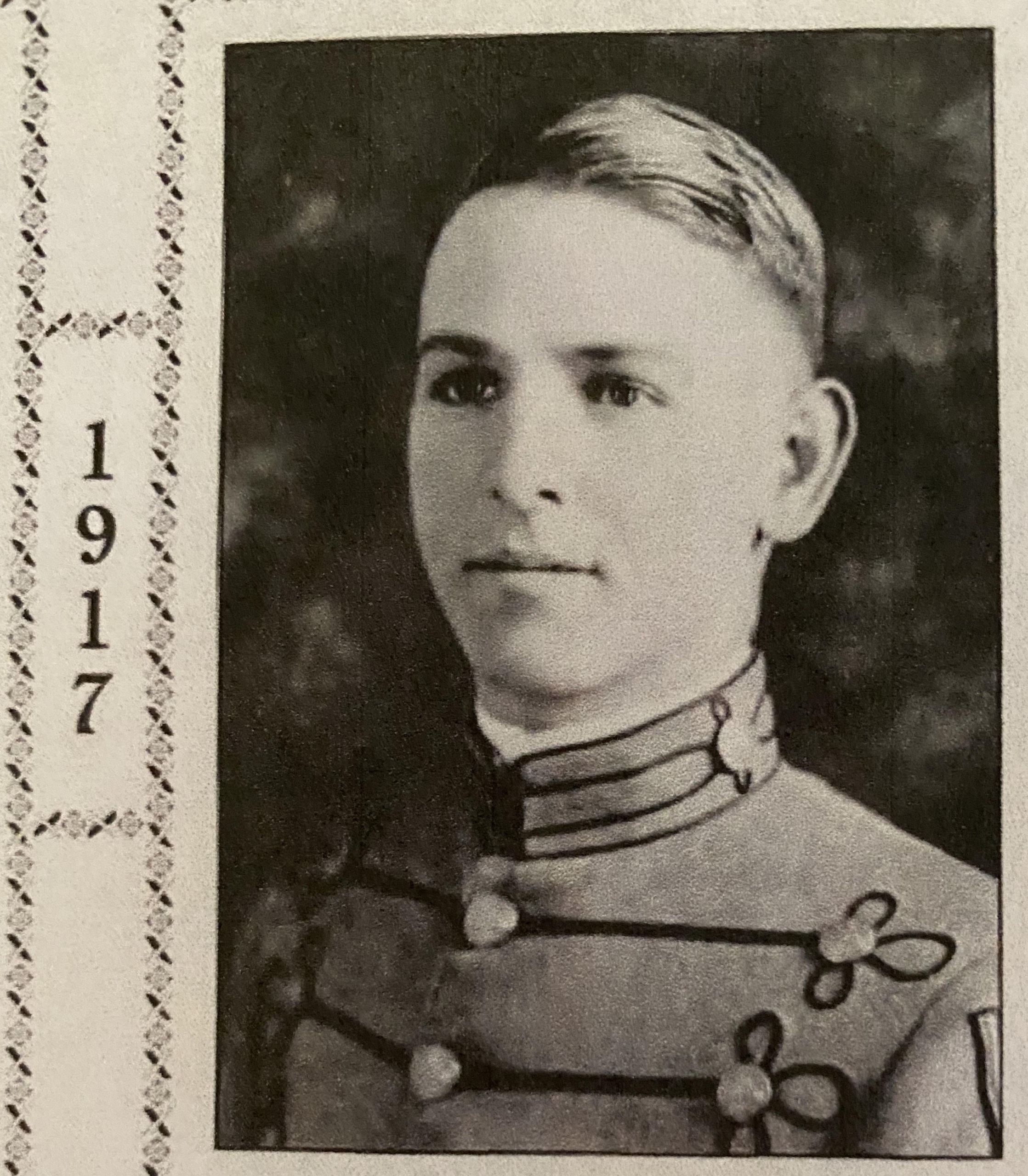 Hebron, Maryland native Samuel Freeny attended St. Johns College while playing professional baseball for several teams in the Blue Ridge League. Upon graduating in 1917, he joined the Marines. During World War II he was taken prisoner by the Japanese and was beheaded in the Philippines. (MARK ZEIGLER)