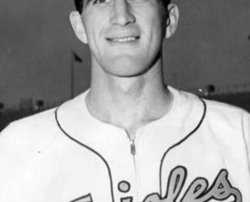 Tom Gastall (COURTESY OF THE BALTIMORE ORIOLES)